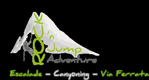 Logo rock'n jump adventure