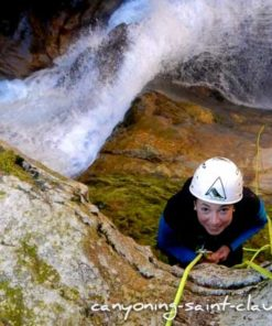 canyoning à saint claude jura coiserette grosdar flumen pays de gex geneve lausanne nyon lyon
