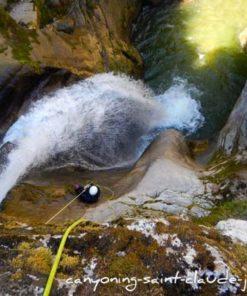 Vos descentes de Canyoning à Saint Claude dans le Jura