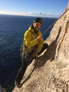 jean noel roux moniteur escalade canyoning via ferrata jura calanques