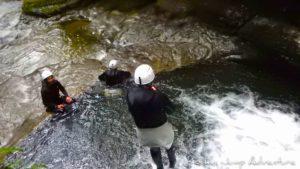 canyoning grosdar saint claude jura